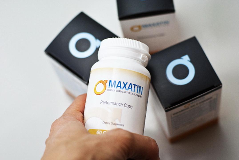 pilule Maxatin compoziție, producător, ingrediente, comentarii