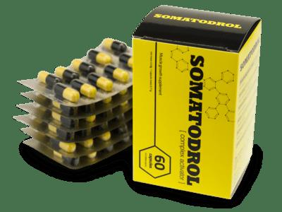 pilule Somatodrol cum funcționează, comentarii, producător, farmacie